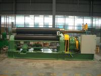 W11-20*2500 机械式三辊对称卷板机